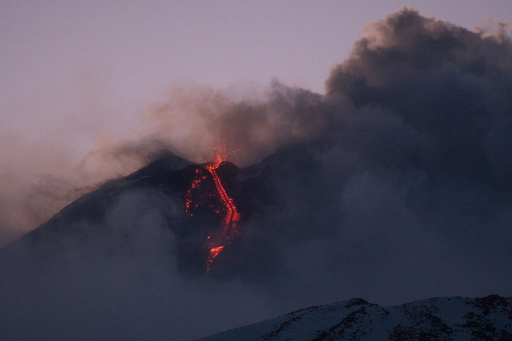 About The Volcano