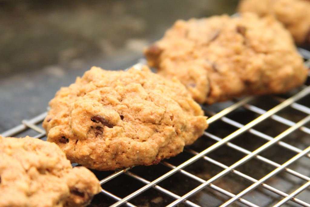 banana-oatmeal-cookie