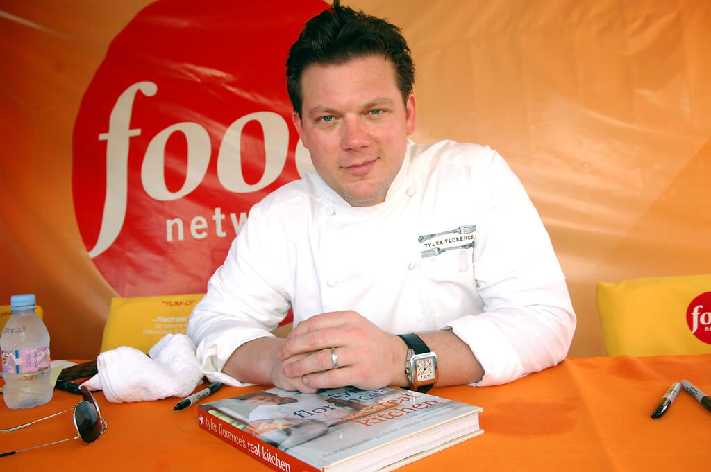 tyler florence food network