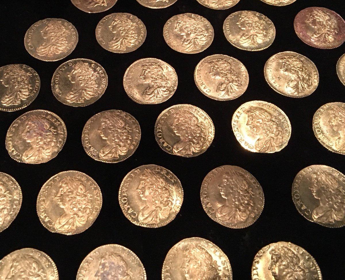 kronan shipwreck gold coins