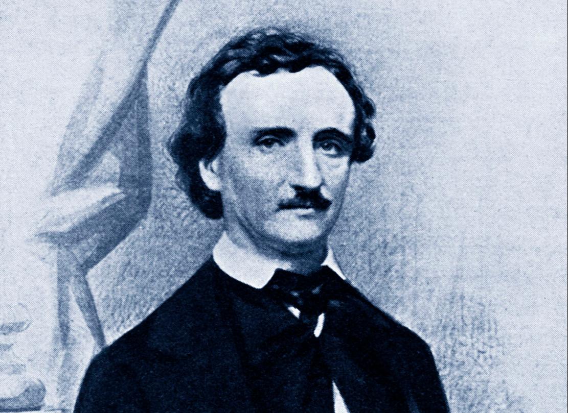 Edgar Allen Poe - in 1849