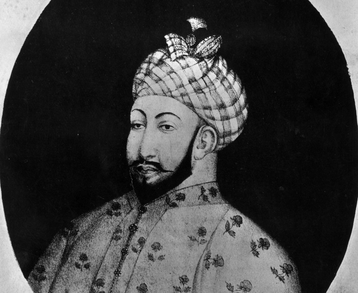 Circa 1380, Turkoman Mongol conqueror Tamerlane, whose vast empire stretched from India to the Mediterranean.