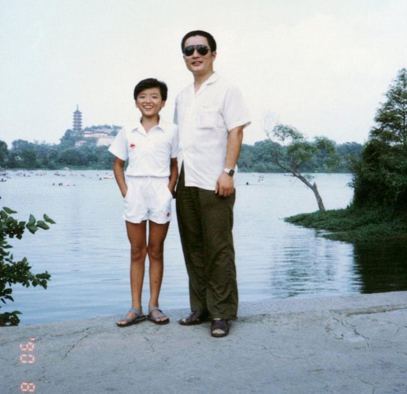 1990 pic hua and huahua