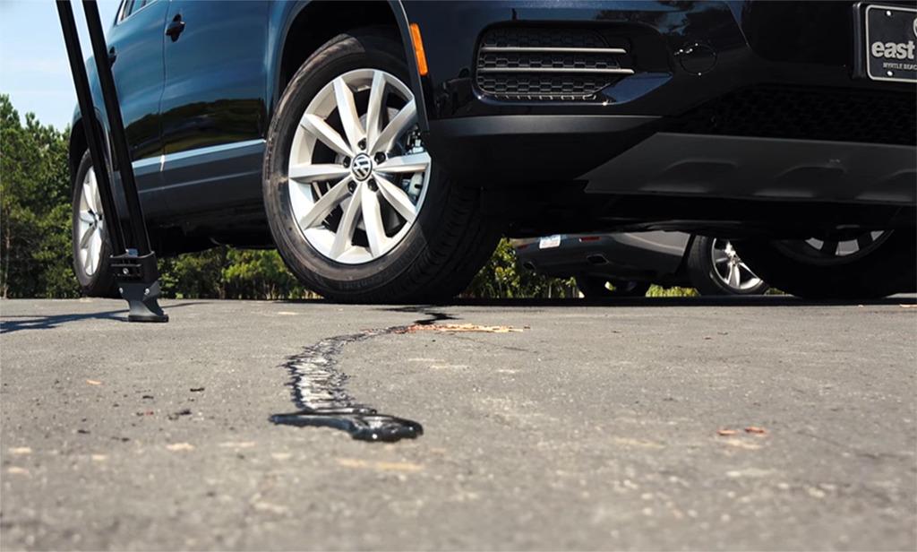 Car leakings