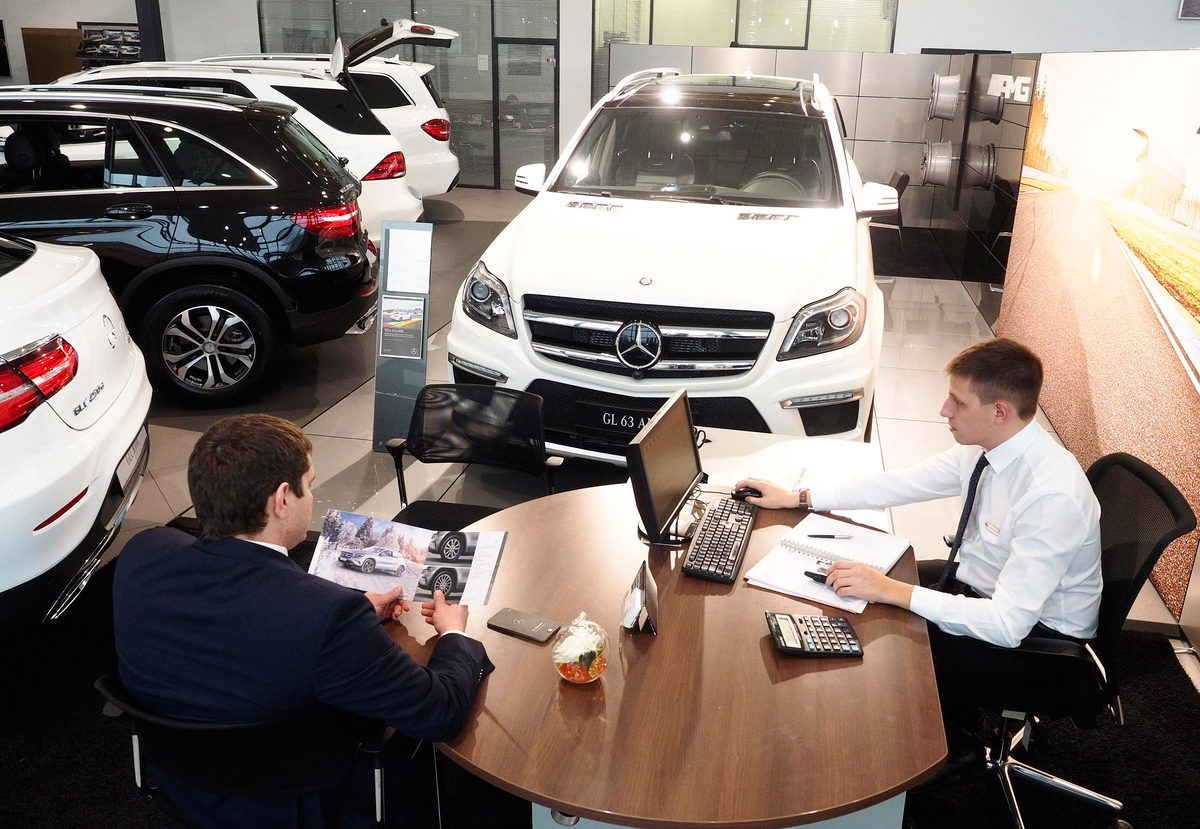dealership negotiations