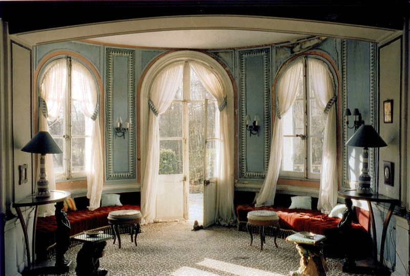 Madeleine Castaing home