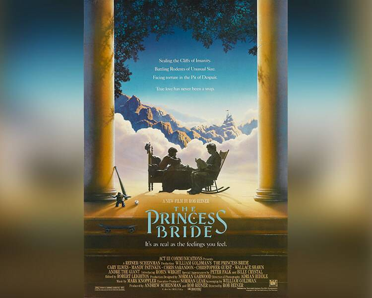 princess bride movie poster
