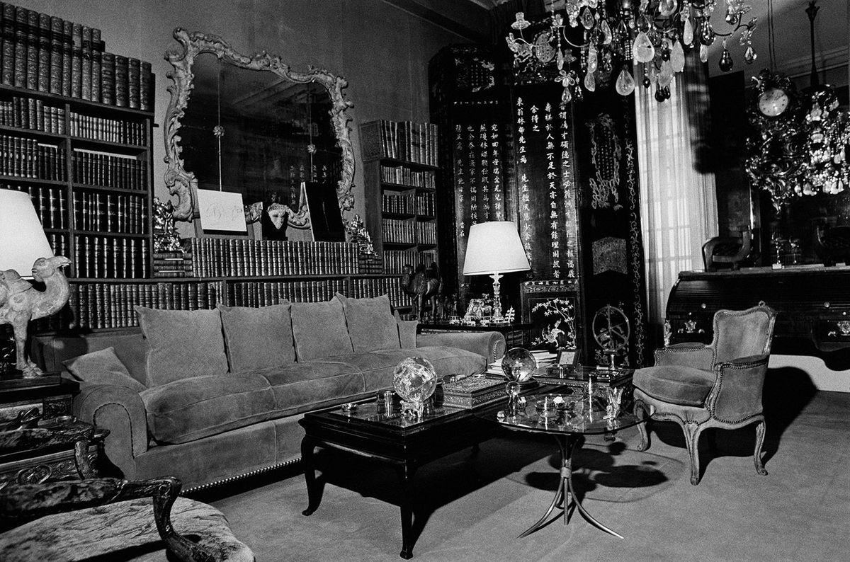 Coco Chanel's apartment