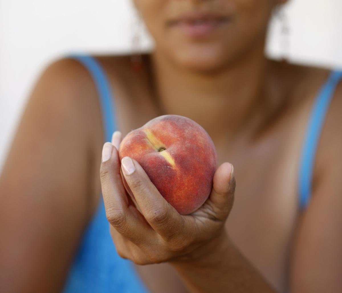 Peaches Are Worth It