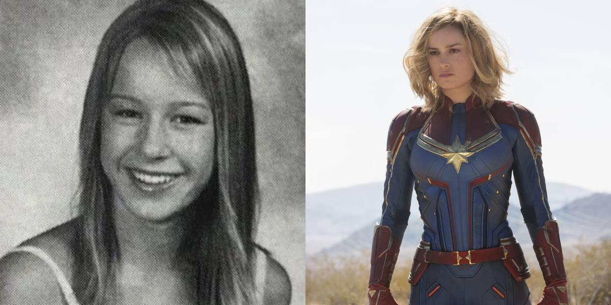 Brie Larson - Captain Marvel
