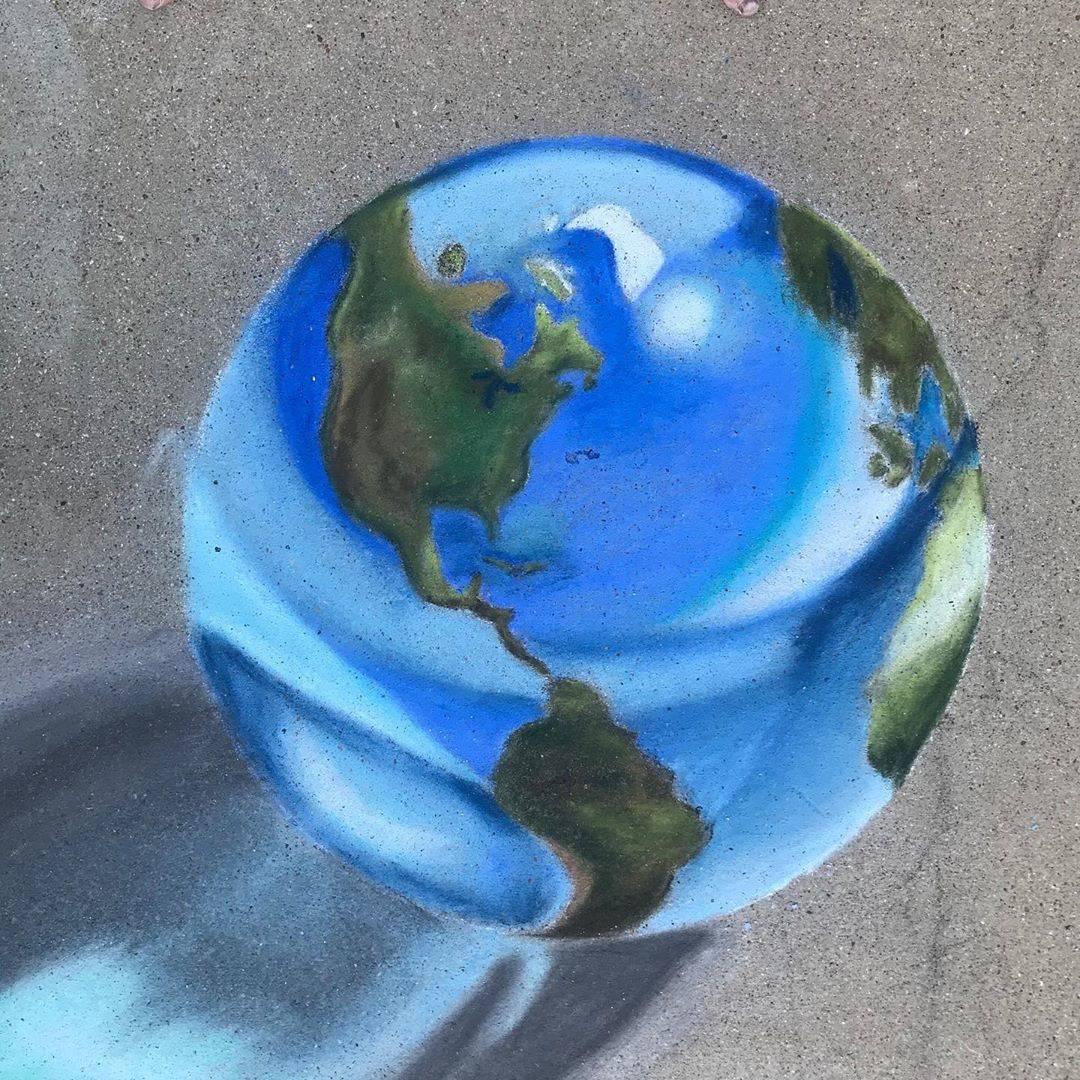 globe chalk