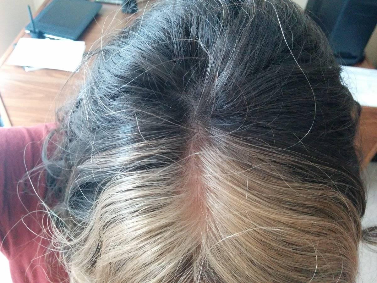 hair colors split