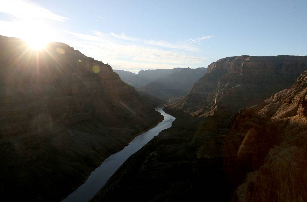 Picture of the Grand Canyon