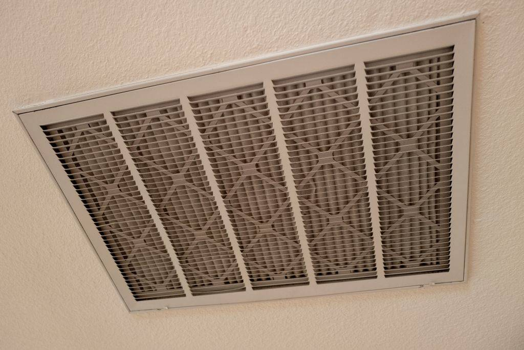 Picture of an air vent