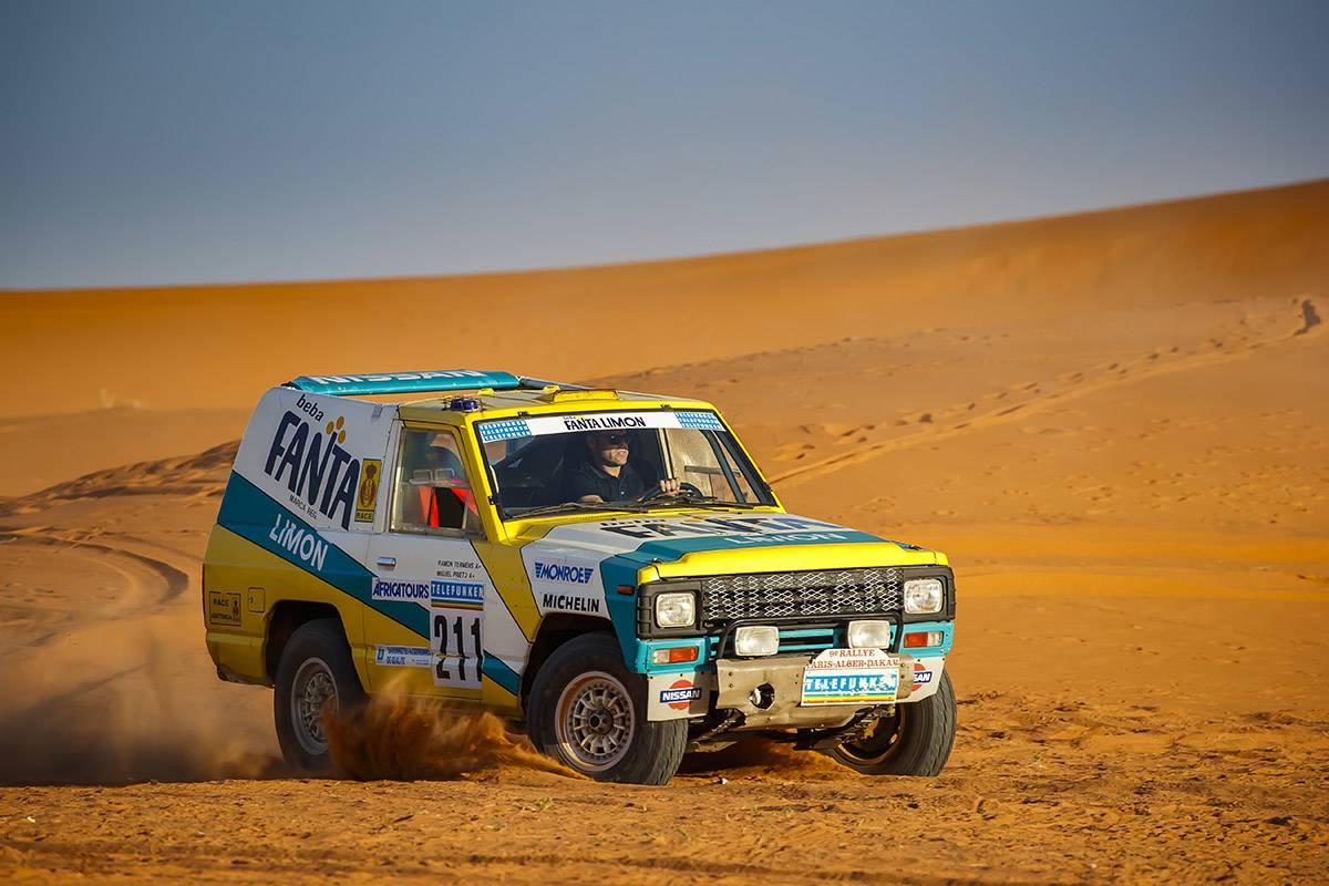 Nissan Patrol Fanta Limon-source