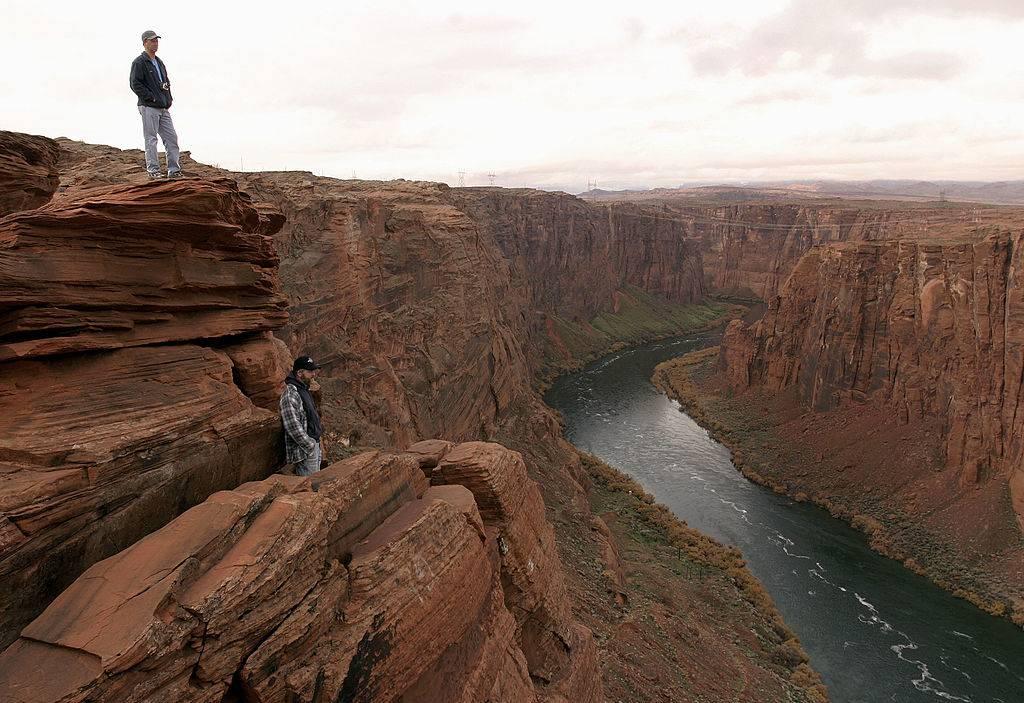 Picture of the Colorado River