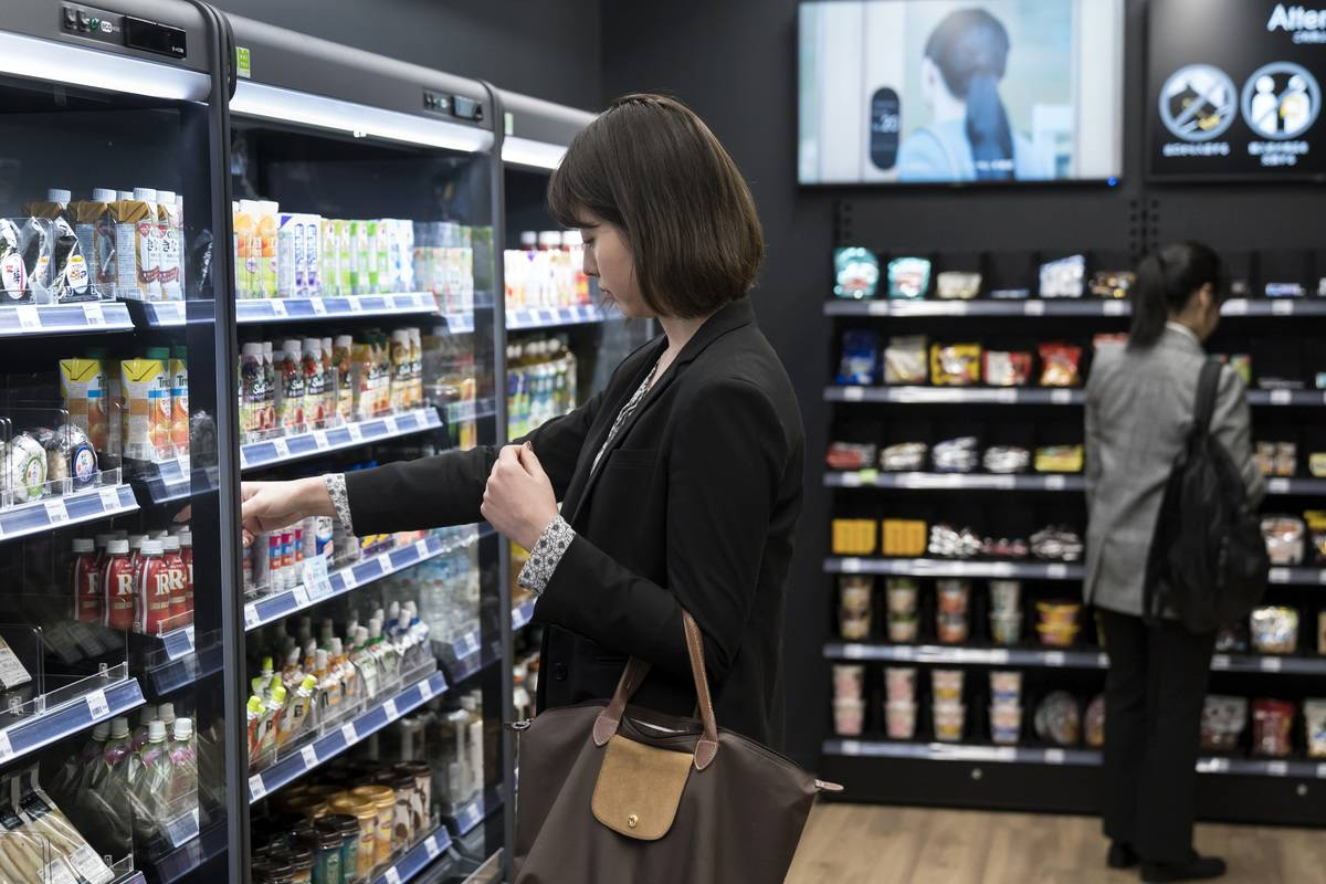 NEC Corp of Japan Opens Cashier-less Convenience Store