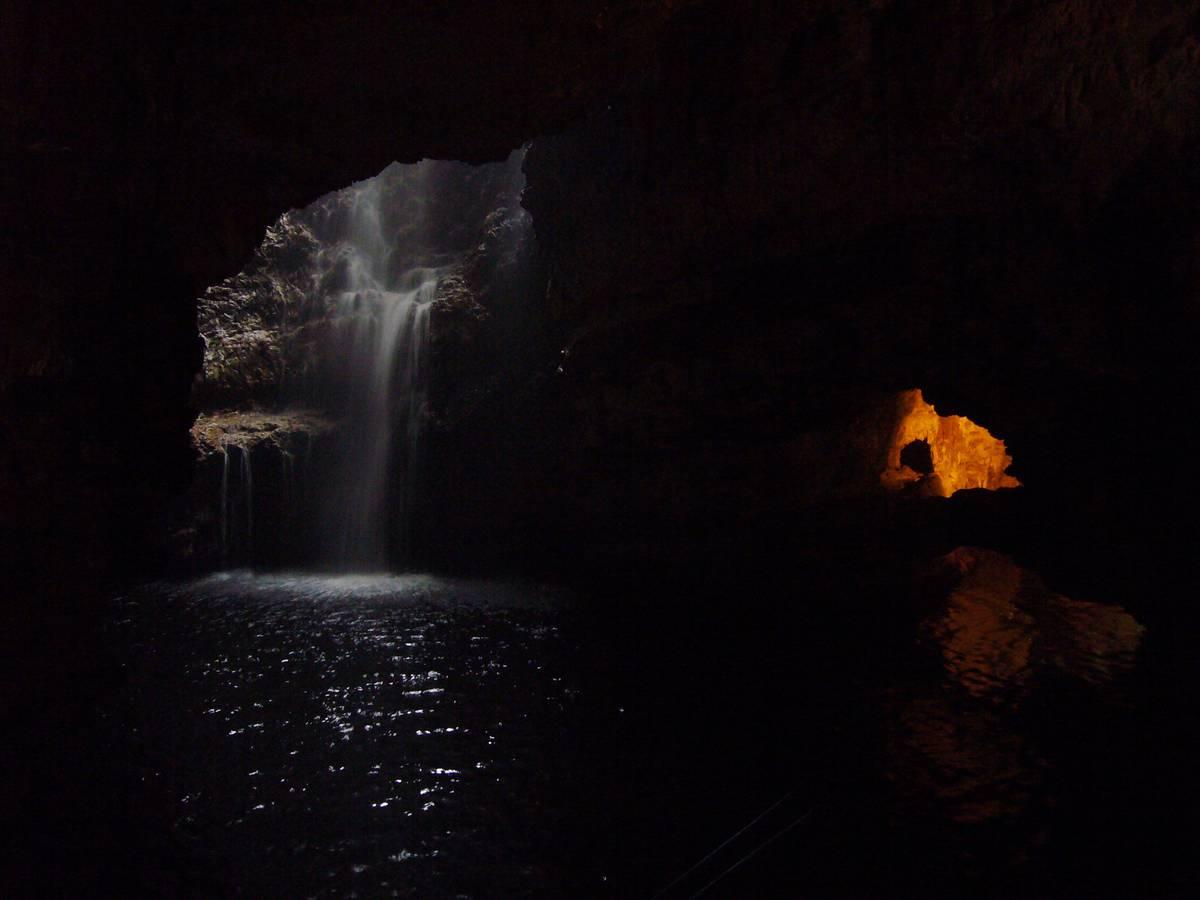 Scotland - Sutherland - Smoo Cave