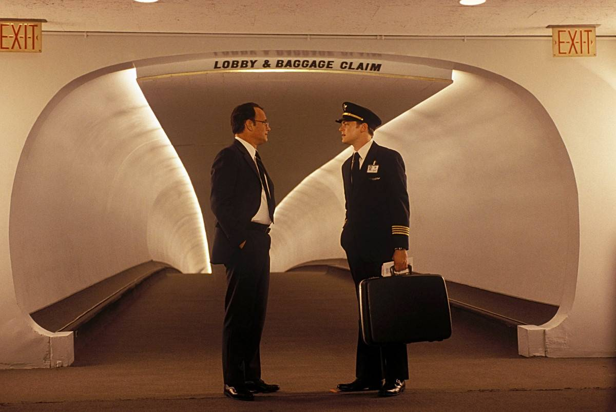 Actors in Catch Me If You Can