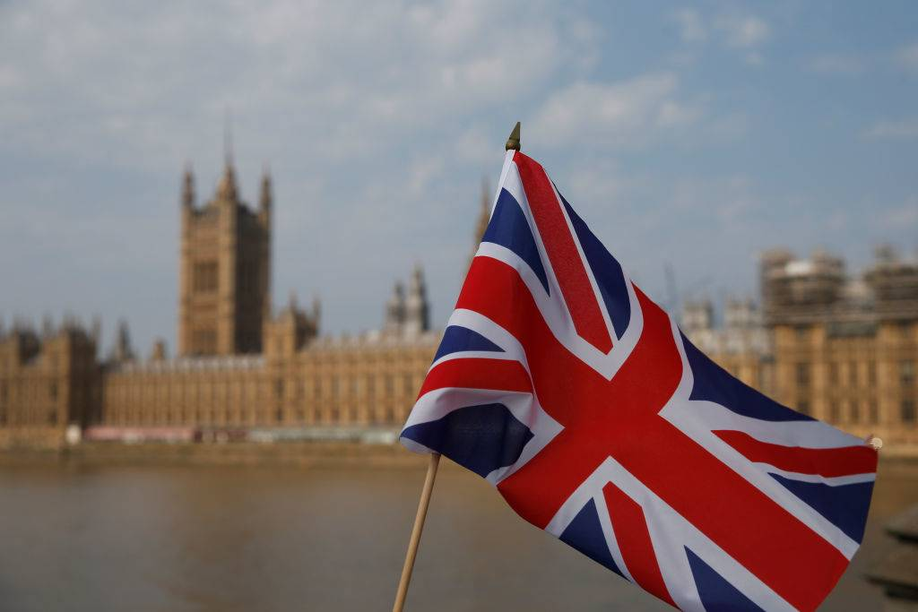 Picture of UK Flag