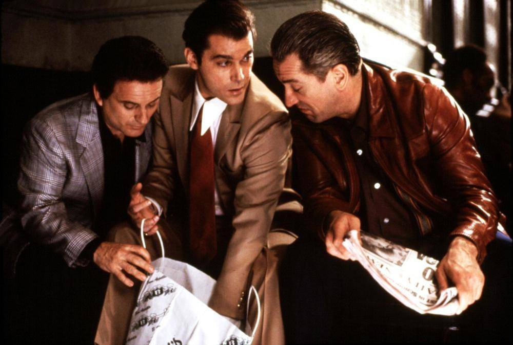 Actors in Goodfellas