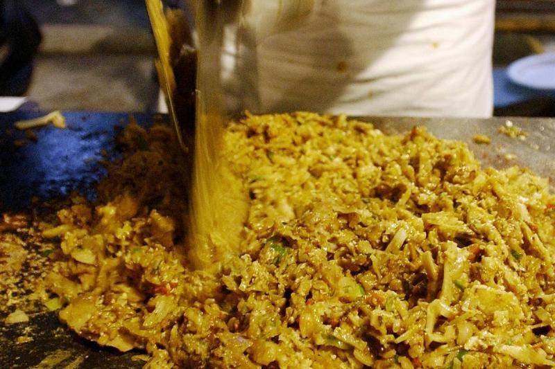 Kottu Roti In Sri Lanka
