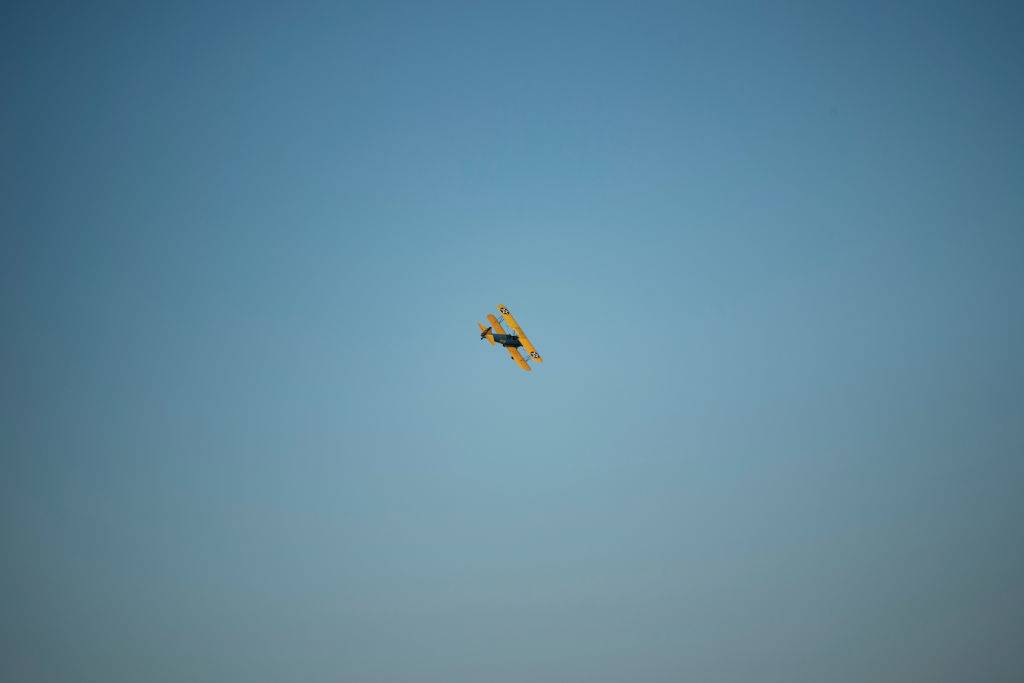 Picture of small airplane