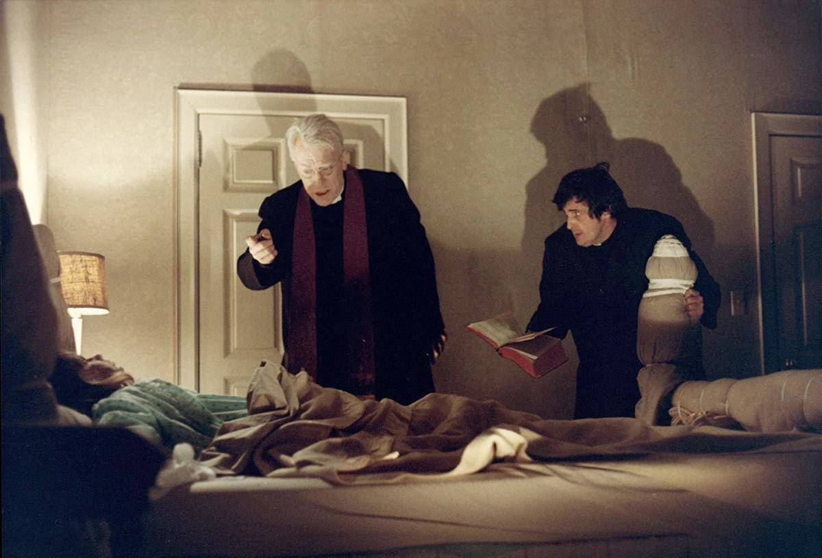 Actors in The Exorcist