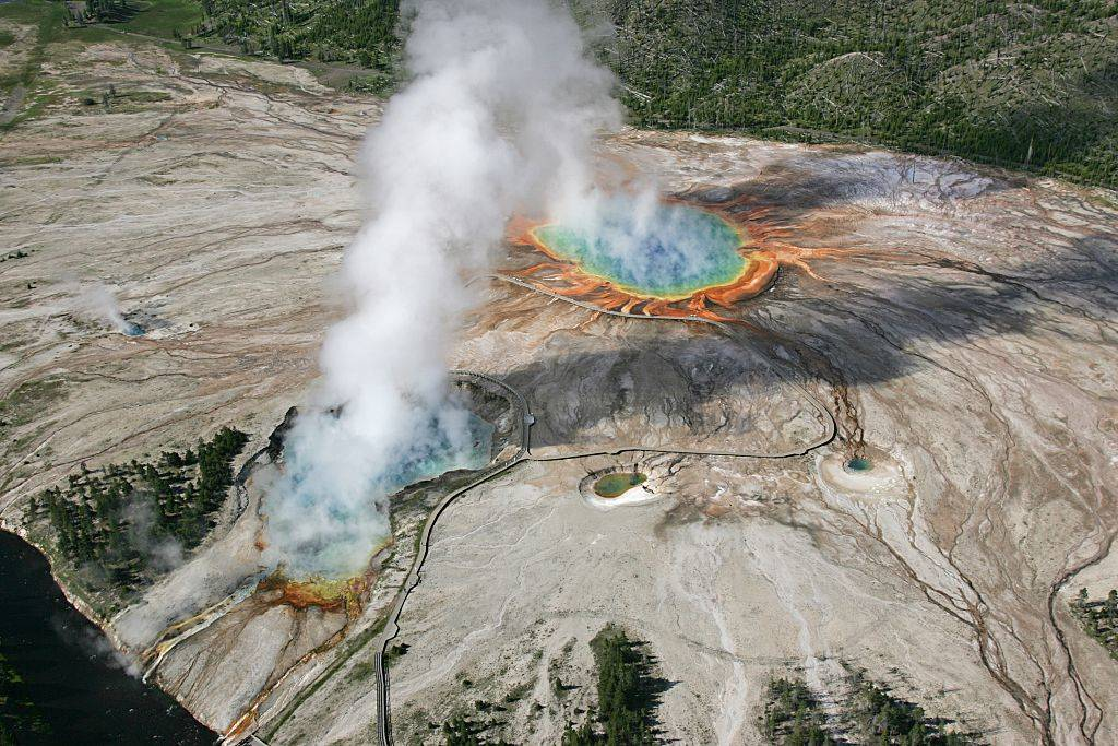 Picture of Yellowstone