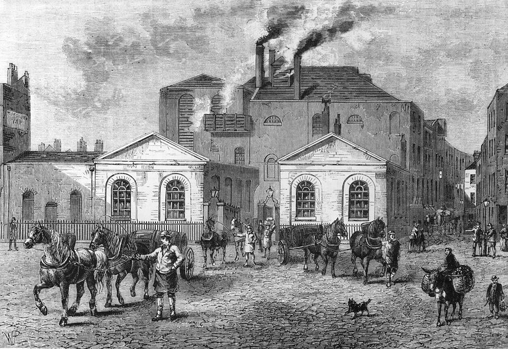 Picture of brewery