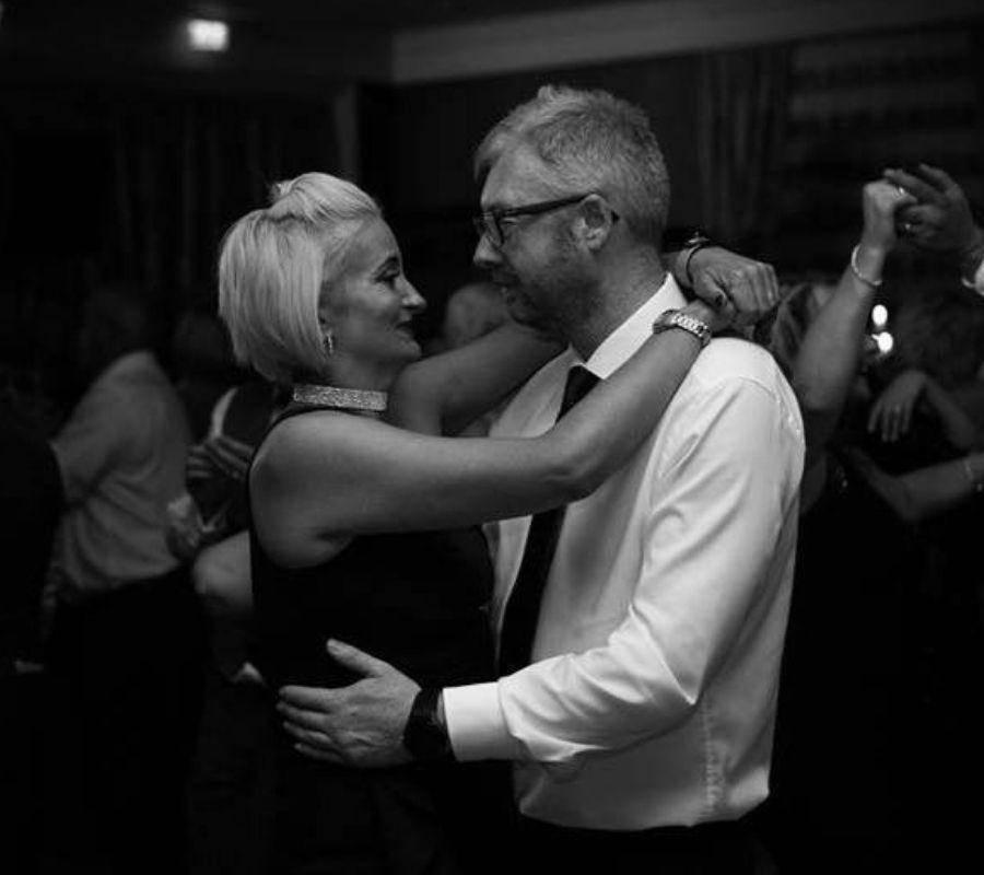 alexis and david brett dancing