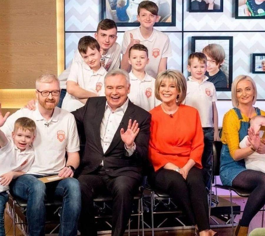 brett family on tv