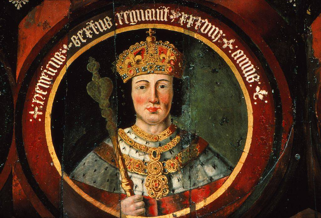 Picture of King Henry VI