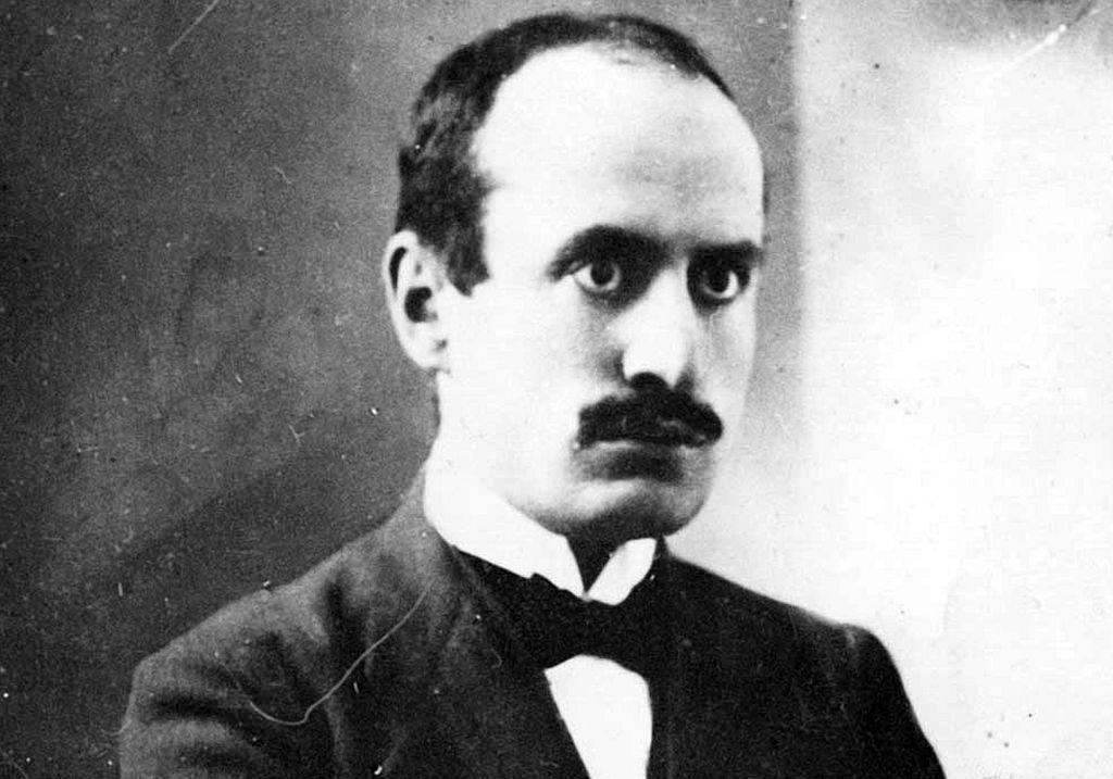 Picture of Benito Mussolini