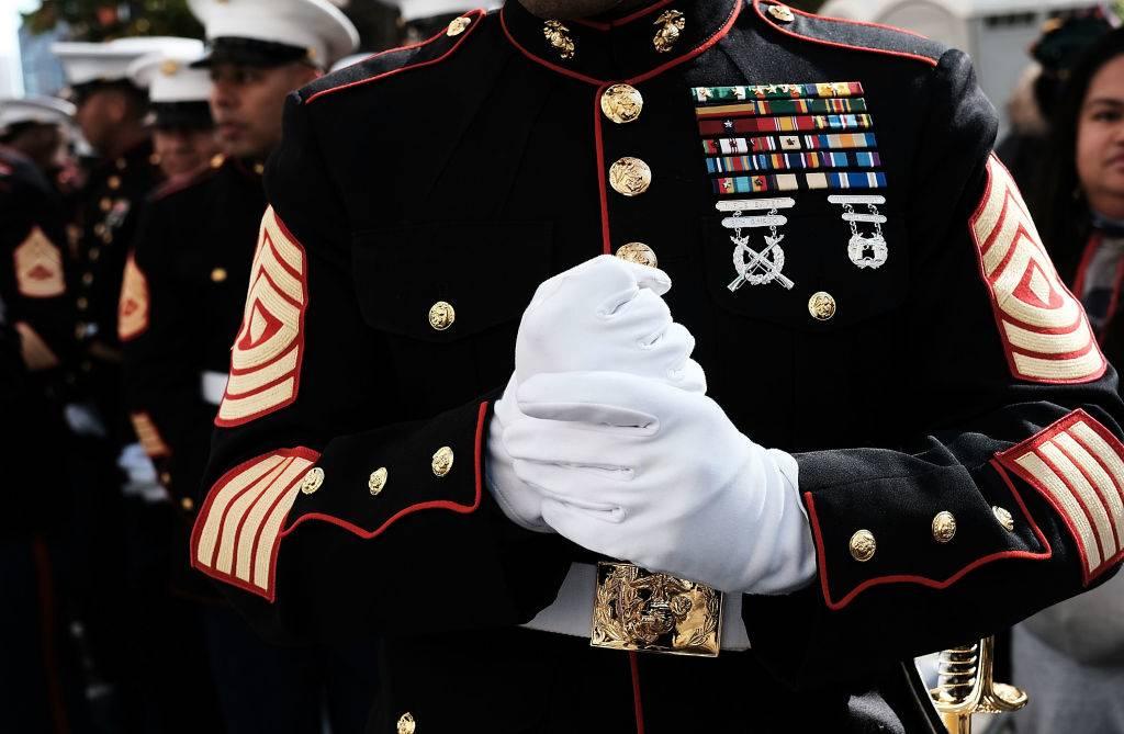 Picture of a uniform