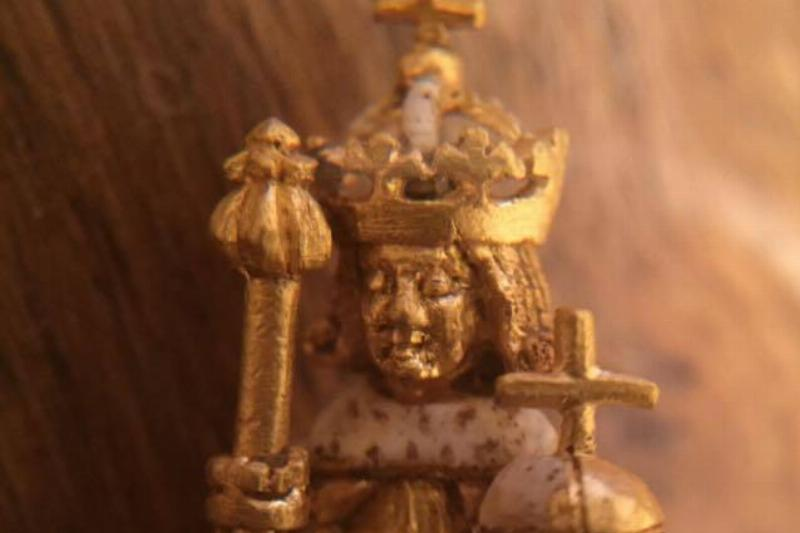 Picture of the figurine