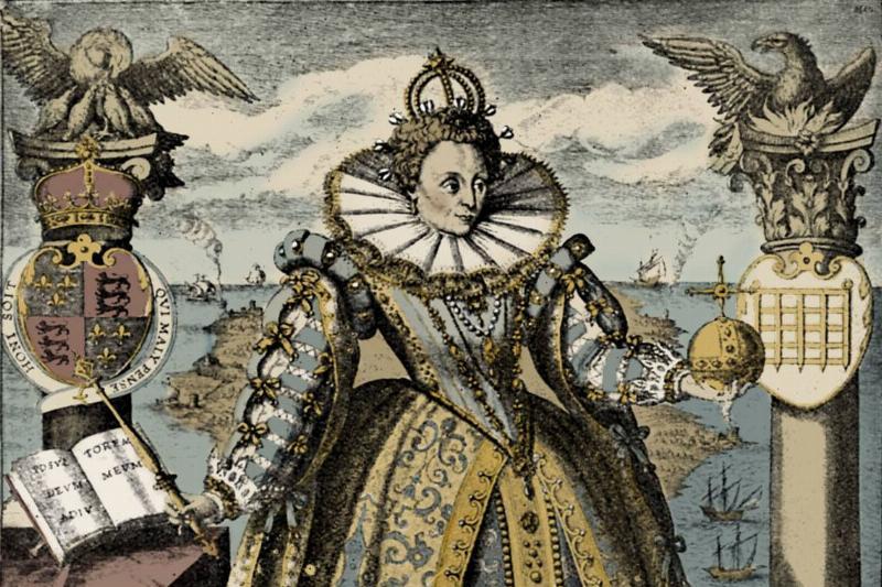 Queen Elizabeth I - portrait